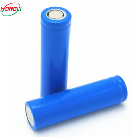Chine Batterie rechargeable de plein lithium de Chargerd 3.7V 1500mAh 18650 usine
